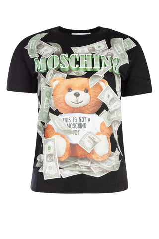 Moschino Teddy Bear Dollar T-Shirt
