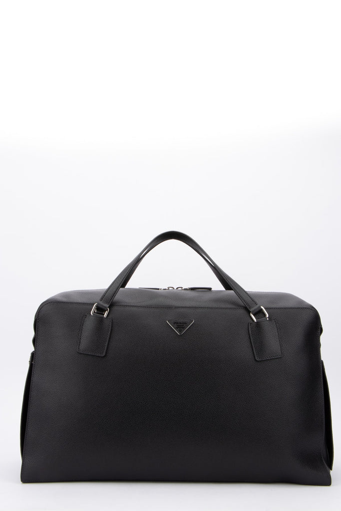 Prada Top Handle Luggage Bag
