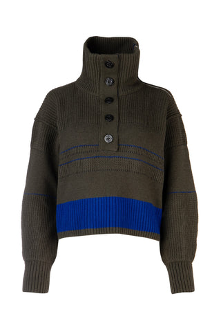 Sacai Turtleneck Sweater