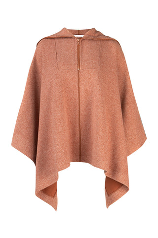 See By Chloé Zip Detail Cape