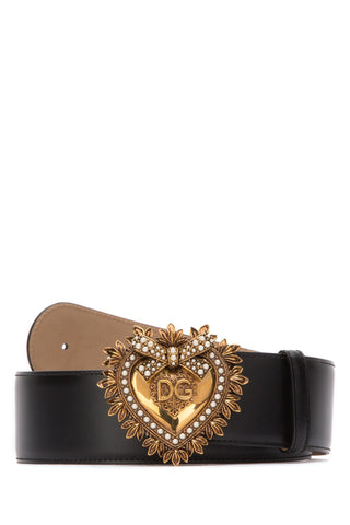 Dolce & Gabbana Devotion Buckle Belt