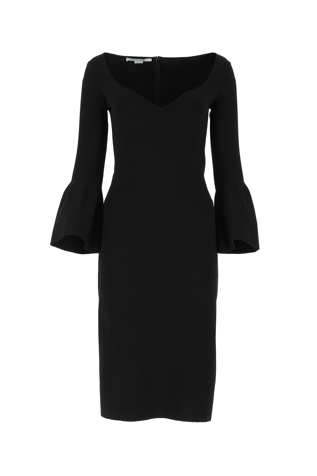 Stella Mccartney Midi dresses STELLA MCCARTNEY FLARED SLEEVES MIDI DRESS