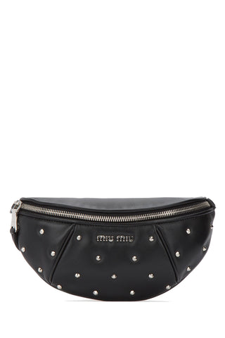 Miu Miu Studded Belt Bag