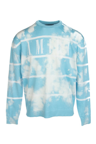 Amiri Cloud Print Sweater
