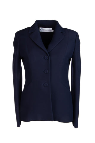 Dior Single Breasted Blazer
