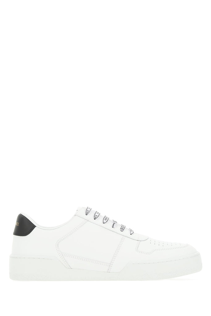 Versace Leathers VERSACE LOGO LACE LOW