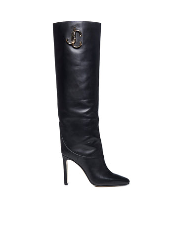 Jimmy Choo Mahesa 100 Knee High Boots