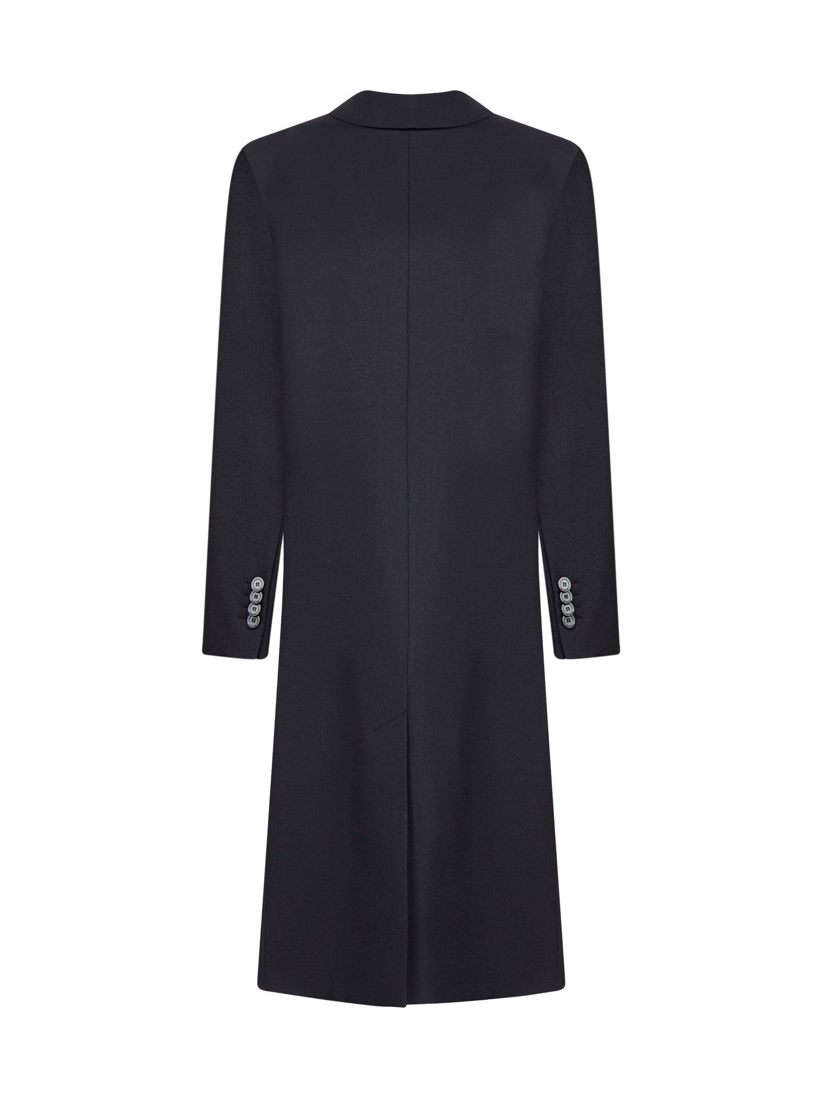 Balenciaga BALENCIAGA BACK TO FRONT COAT DRESS