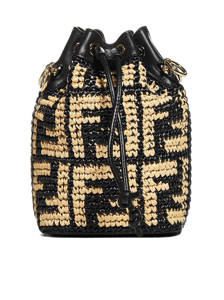 FENDI Leathers FENDI MON TRESOR MINI BAG