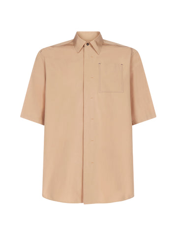 Jil Sander Patch Pocket Boxy Shirt