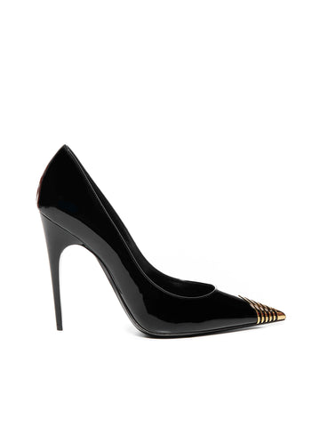 Saint Laurent Pointed Toe Pumps