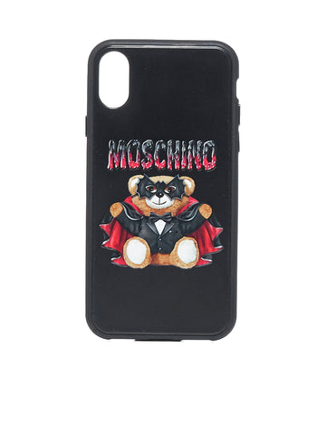 Moschino Bat Teddy iPhone X/XS Cover