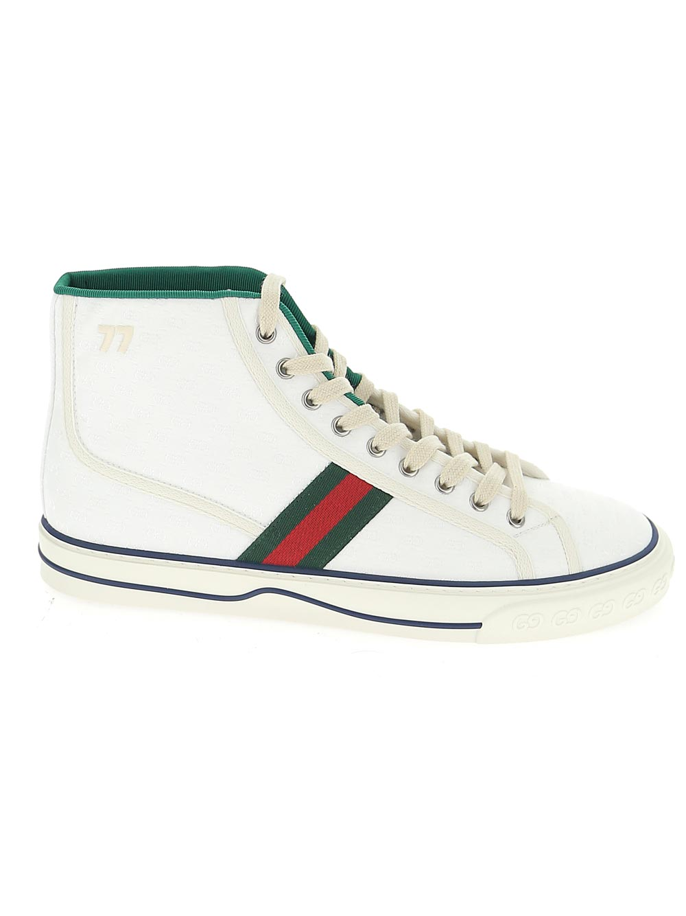 GUCCI GUCCI TENNIS 1977 HIGH TOP SNEAKERS