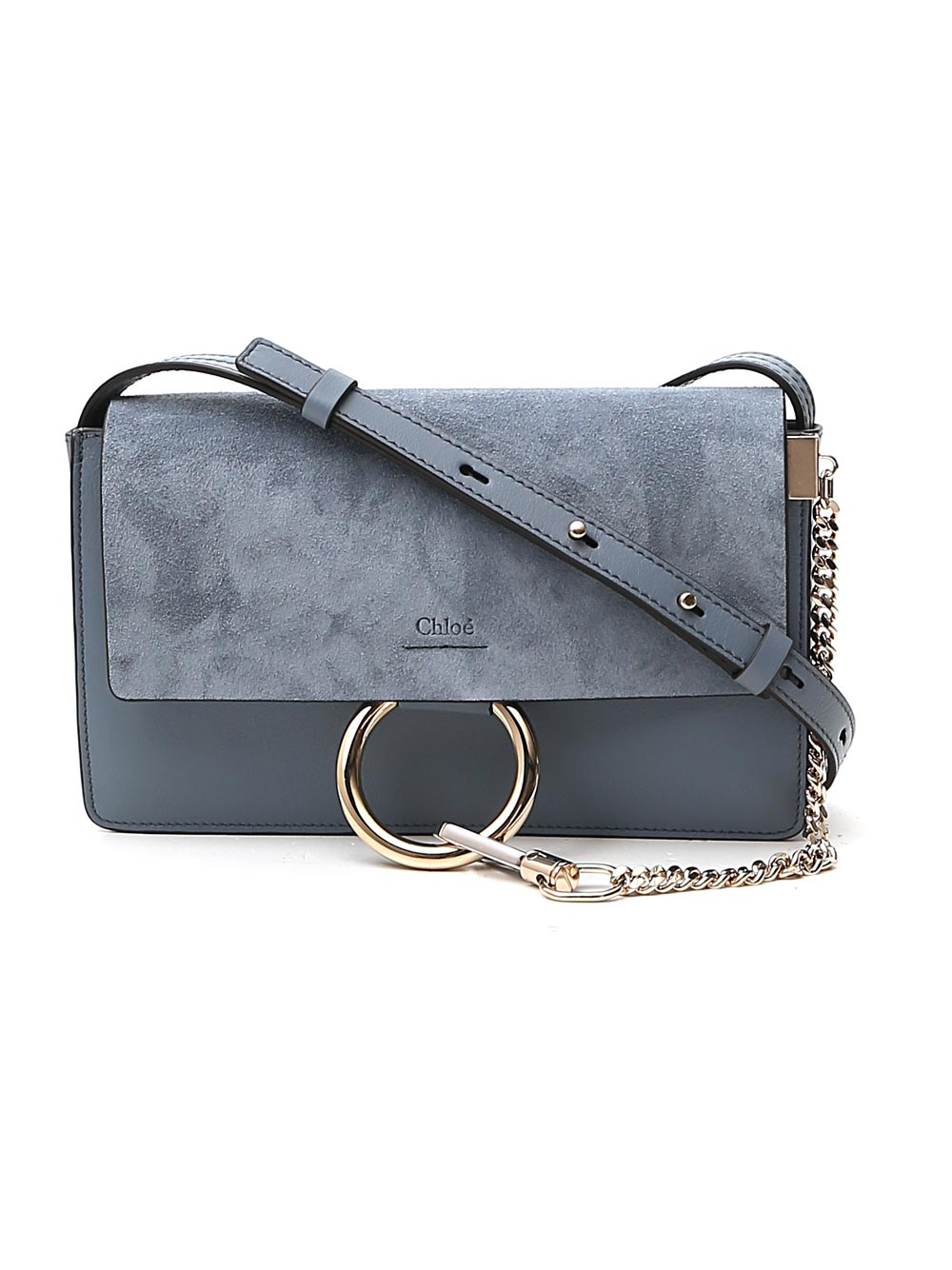 Chloé CHLOÉ FAYE SMALL SHOULDER BAG