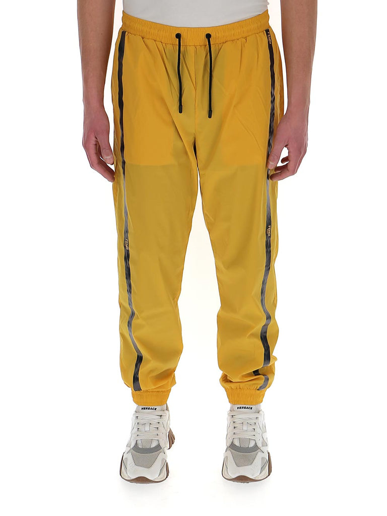 Fendi Track pants FENDI LOGO TAPE TRACK PANTS