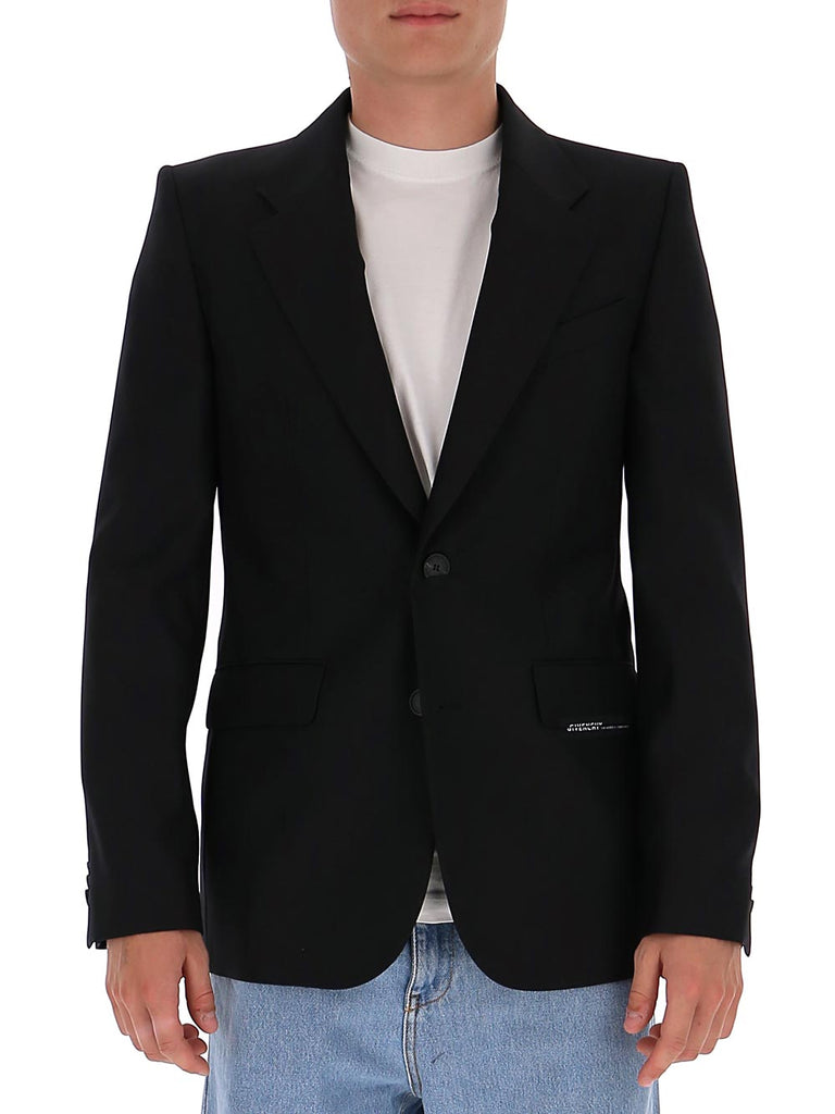 Givenchy Blazer In Black