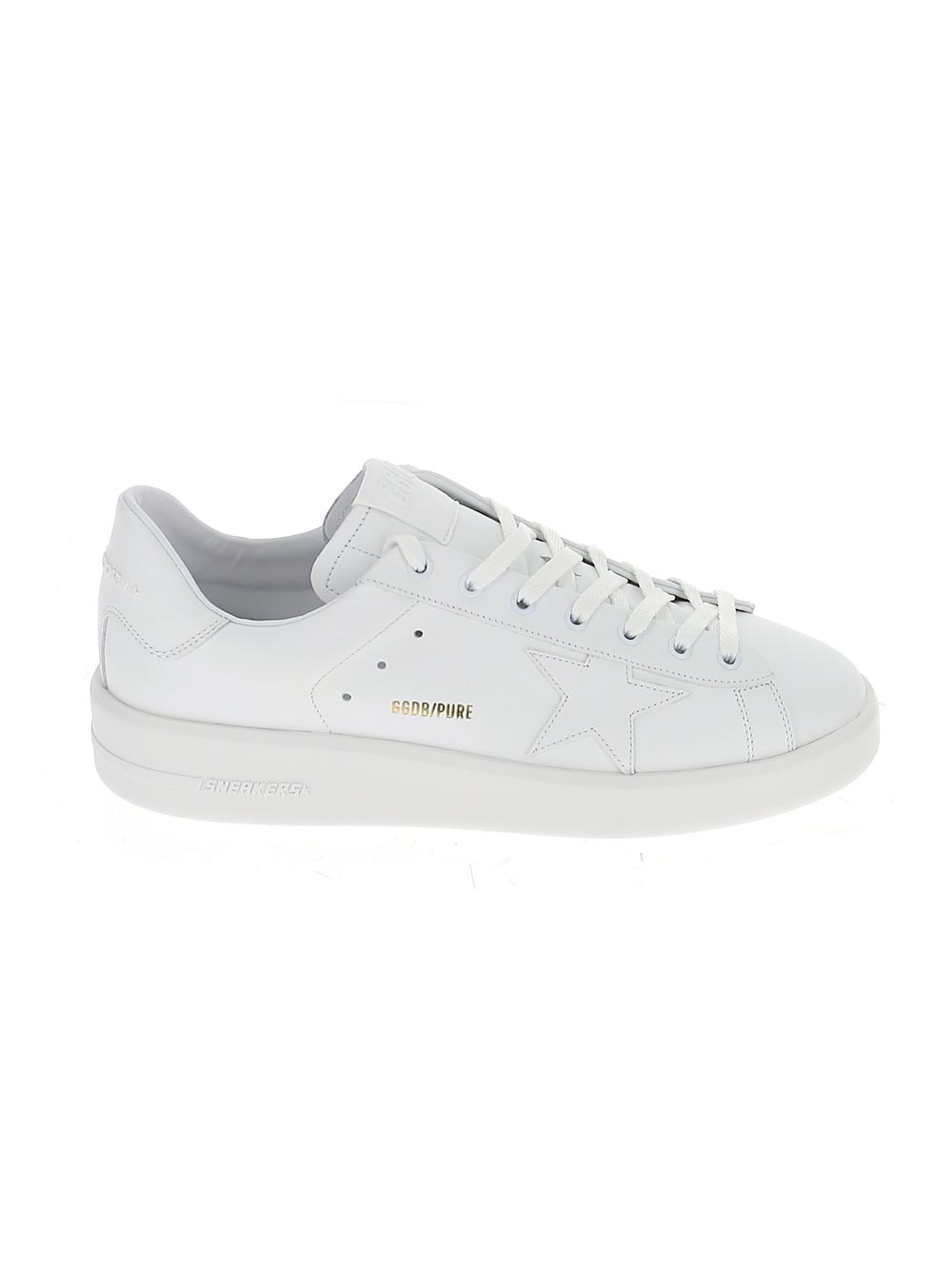 Golden Goose GOLDEN GOOSE DELUXE BRAND PURE STAR SNEAKERS