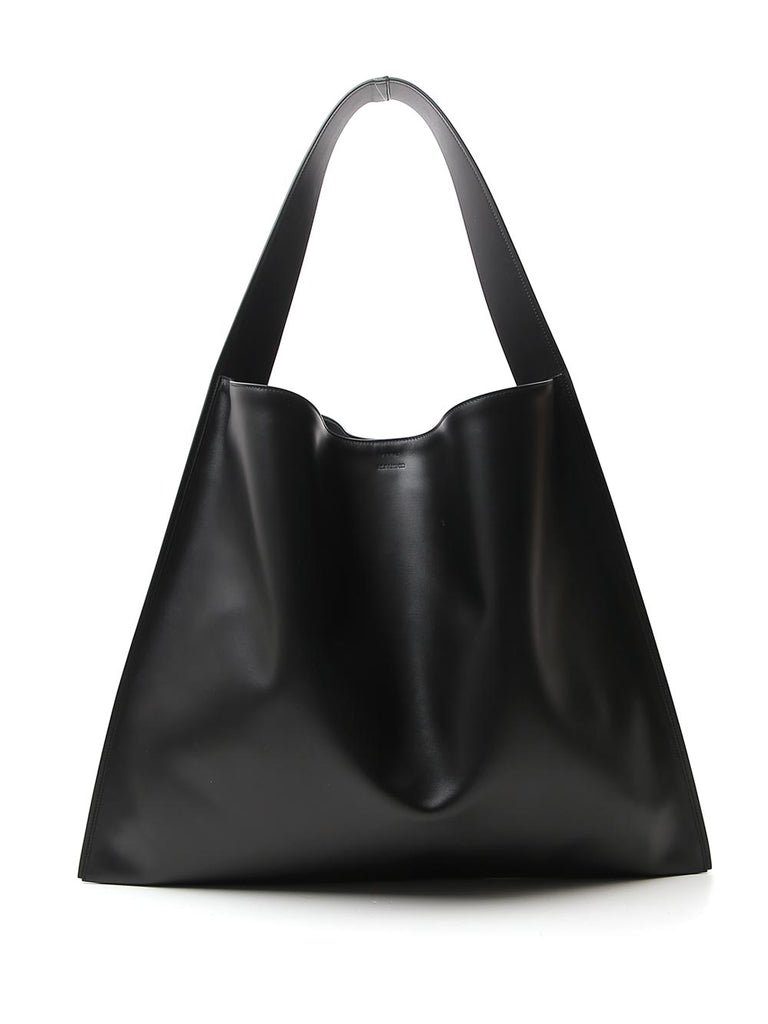 Jil Sander Border Tote Bag