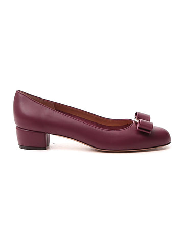 Salvatore Ferragamo Vara Bow Pumps