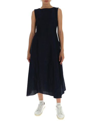 'S Max Mara Sleeveless Midi Dress
