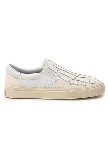 Amiri Skel Toe Slip On Sneakers