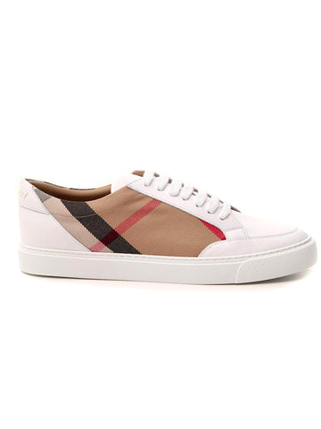 Burberry New Salmond Sneakers