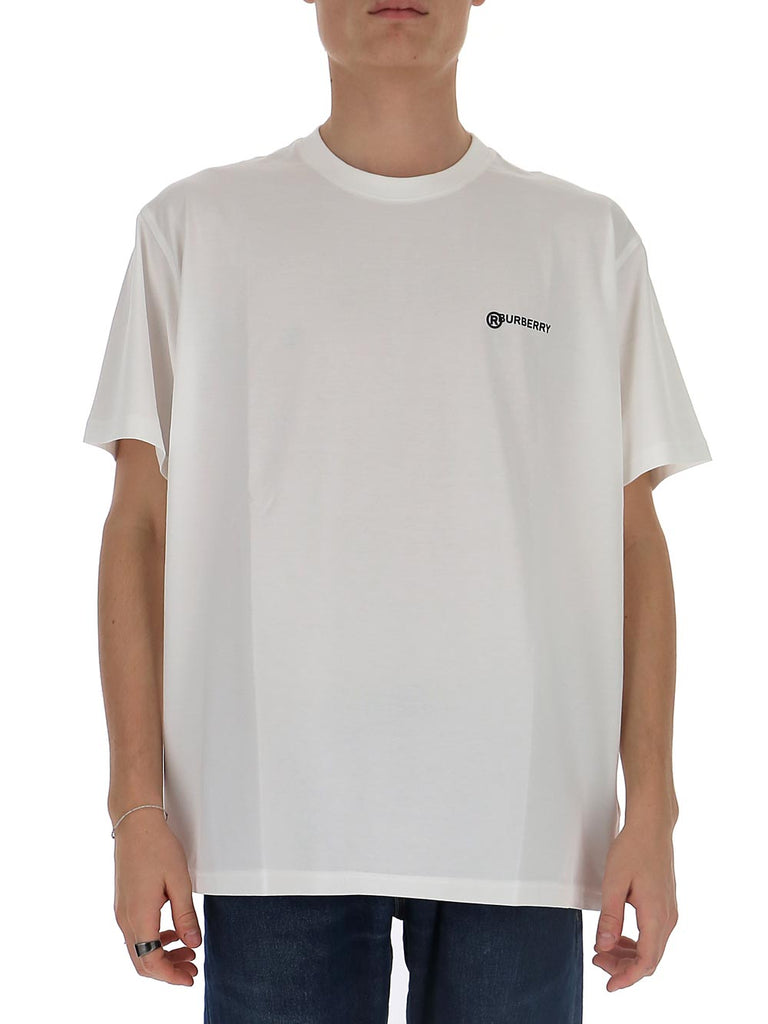 Burberry Logo Crewneck T-Shirt