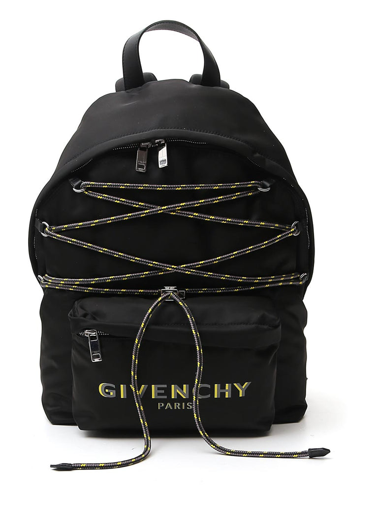 Givenchy 3D Logo Backpack