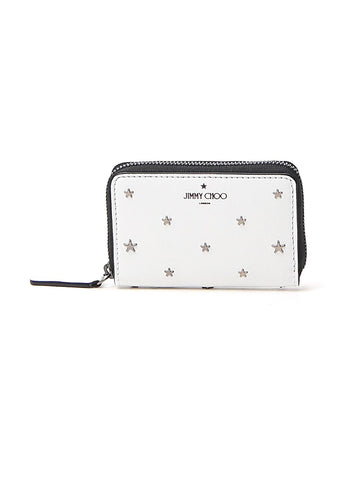 Jimmy Choo Maloney Zip Around Wallet