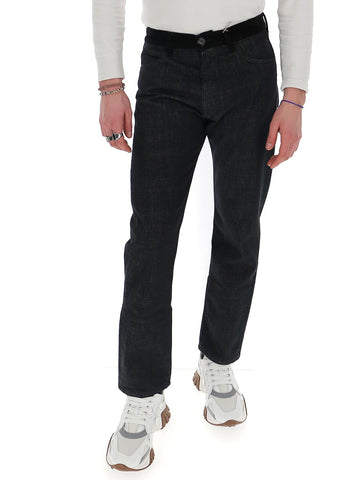 Marni Straight-Leg Denim Jeans
