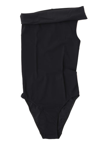 Rick Owens One Shoulder Swimsuit
