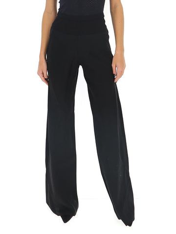 Rick Owens High Waist Flared Pants