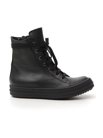 Rick Owens Tecuatl High Top Sneakers