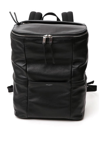 Saint Laurent Sid Zipped Backpack
