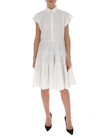 See By Chloé Tiered Shirt Dress