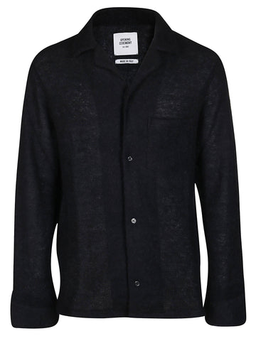 Opening Ceremony Knitted Buttoned Cardigan