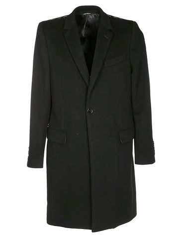 Dolce & Gabbana Single Breasted Tailored Coat