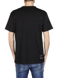 Marcelo Burlon County Of Milan Logo Embroidered T-Shirt