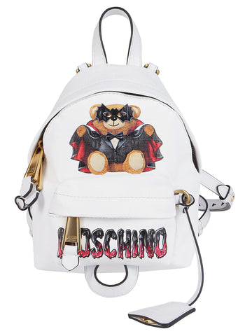 Moschino Teddy Zipped Backpack