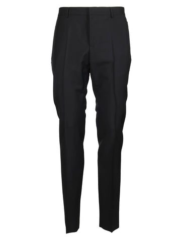 Valentino Straight Blend Trousers