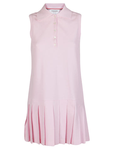 Thom Browne Sleeveless Tennis Dress
