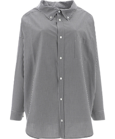 Balenciaga Check Shirt