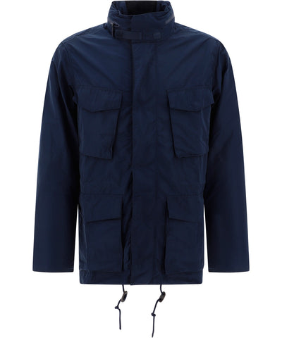 Barbour Gelb Windbreaker