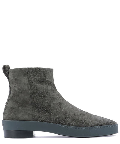 Fear Of God Zipped Ankle Boots