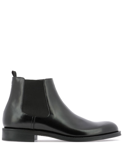 Prada Side Panelled Ankle Boots