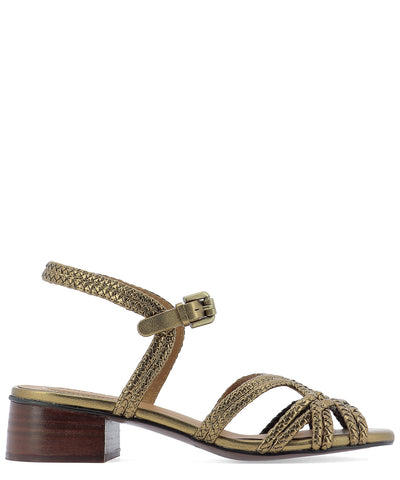See By Chloé Braided Style Sandals