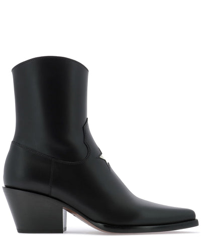 Dior L.A. Star Detail Ankle Boots