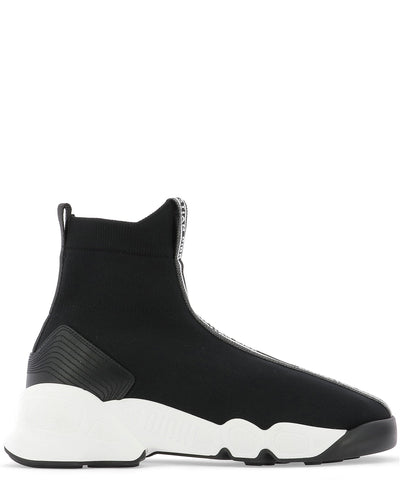 Dior F. Two Point Zero High-Top Sneakers
