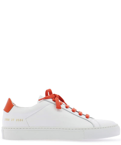 Common Projects Retro Low-Top Sneakers