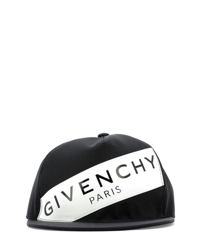 Givenchy Logo Band Hat